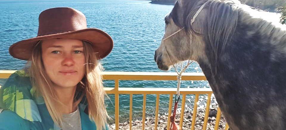 viaggiare con il cavallo
