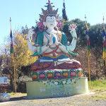 Pomaia, monastero buddista