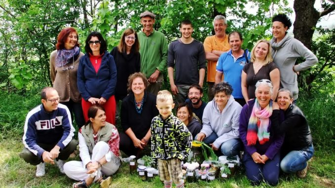 scambio esperienziale in ecovillaggio