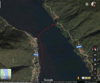 lago di Como, Lario, Laglio, Careno, Torriggia, canoa, viaggio lento