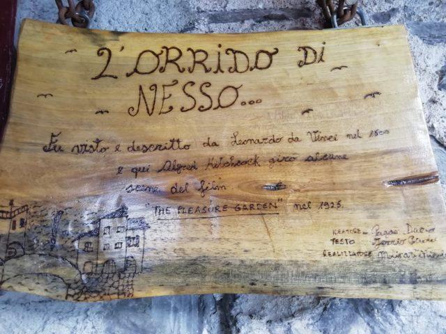 Leonardo da Vinci, Nesso, orrido di nesso, Lario, Lago di Como, kayak, slow travel, viaggio lento