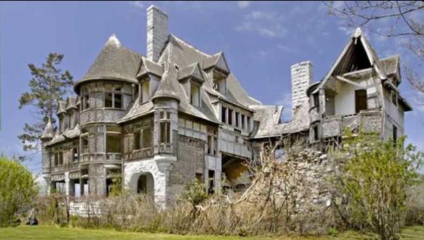 haunted, case abbandonate, casa abbandonata