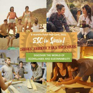 ESC in Spagna, 2021, european solidarity corps, corpo di solidarietà europeo, programmi, progetti, volontariato , volonturismo, pocket money, vitto e alloggio