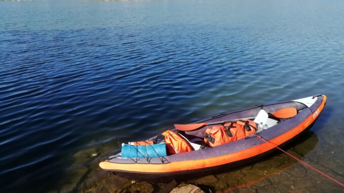 kayak, decathlon, 3 posti, mosel, canoa, viaggio lento, slow travel, fiume, Germania, percorsi, cammini