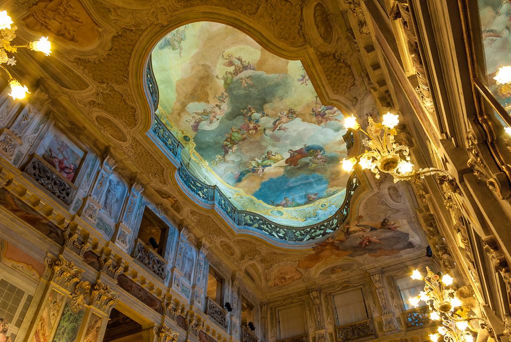 Interno Teatro Grande (foto di JuanFran)