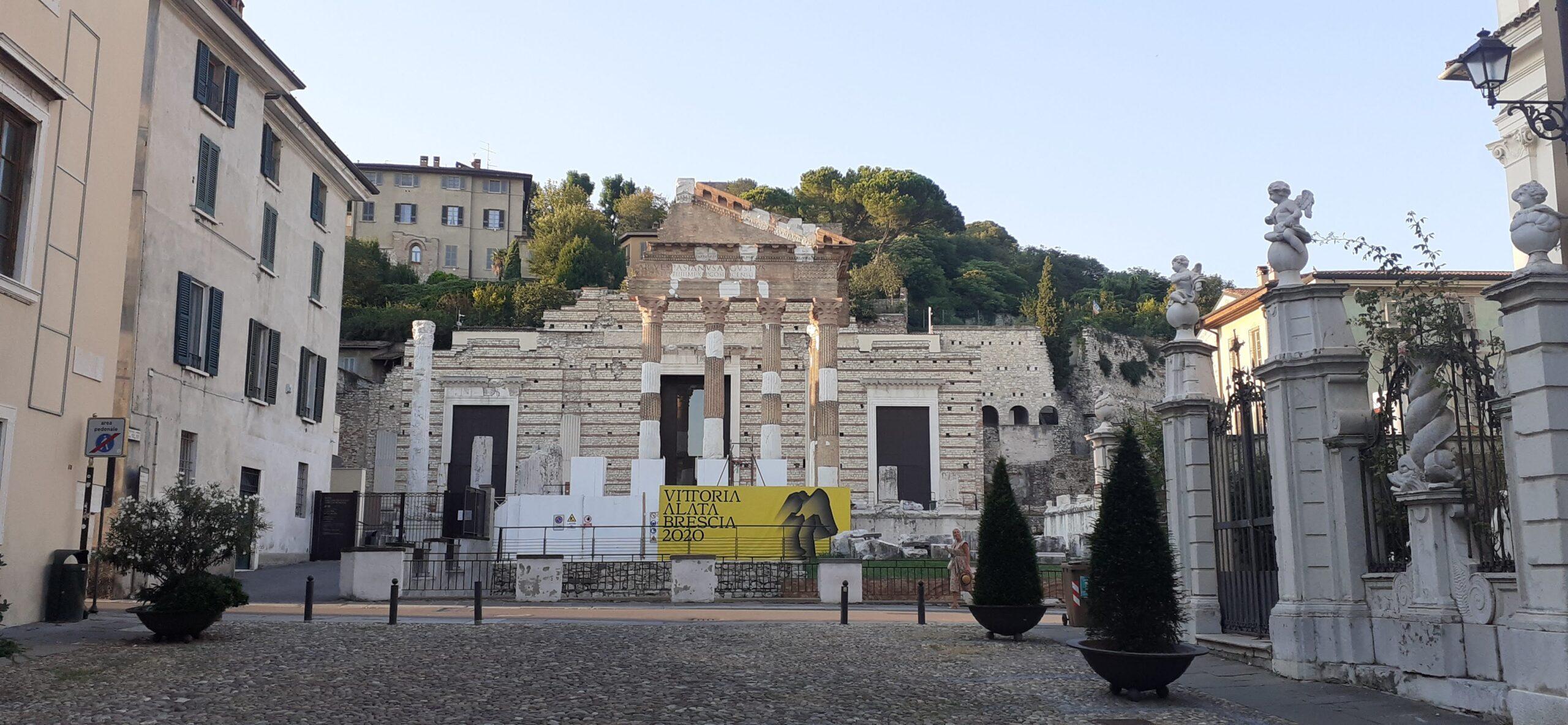 Tempio Capitolino – foto Brescia