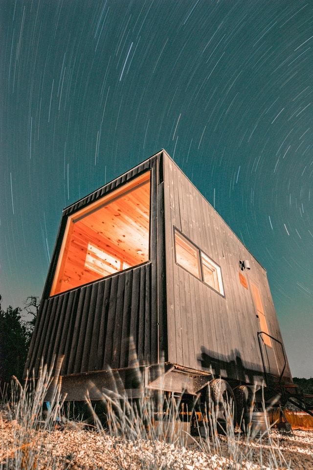 Una Tiny House – foto