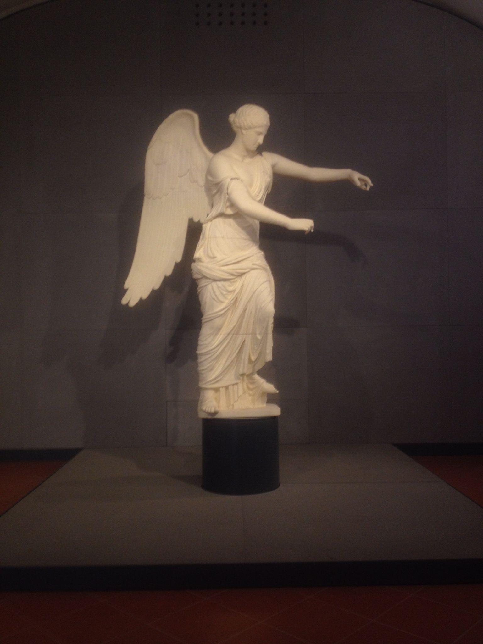 Vittoria Alata (Museo Santa Giulia)