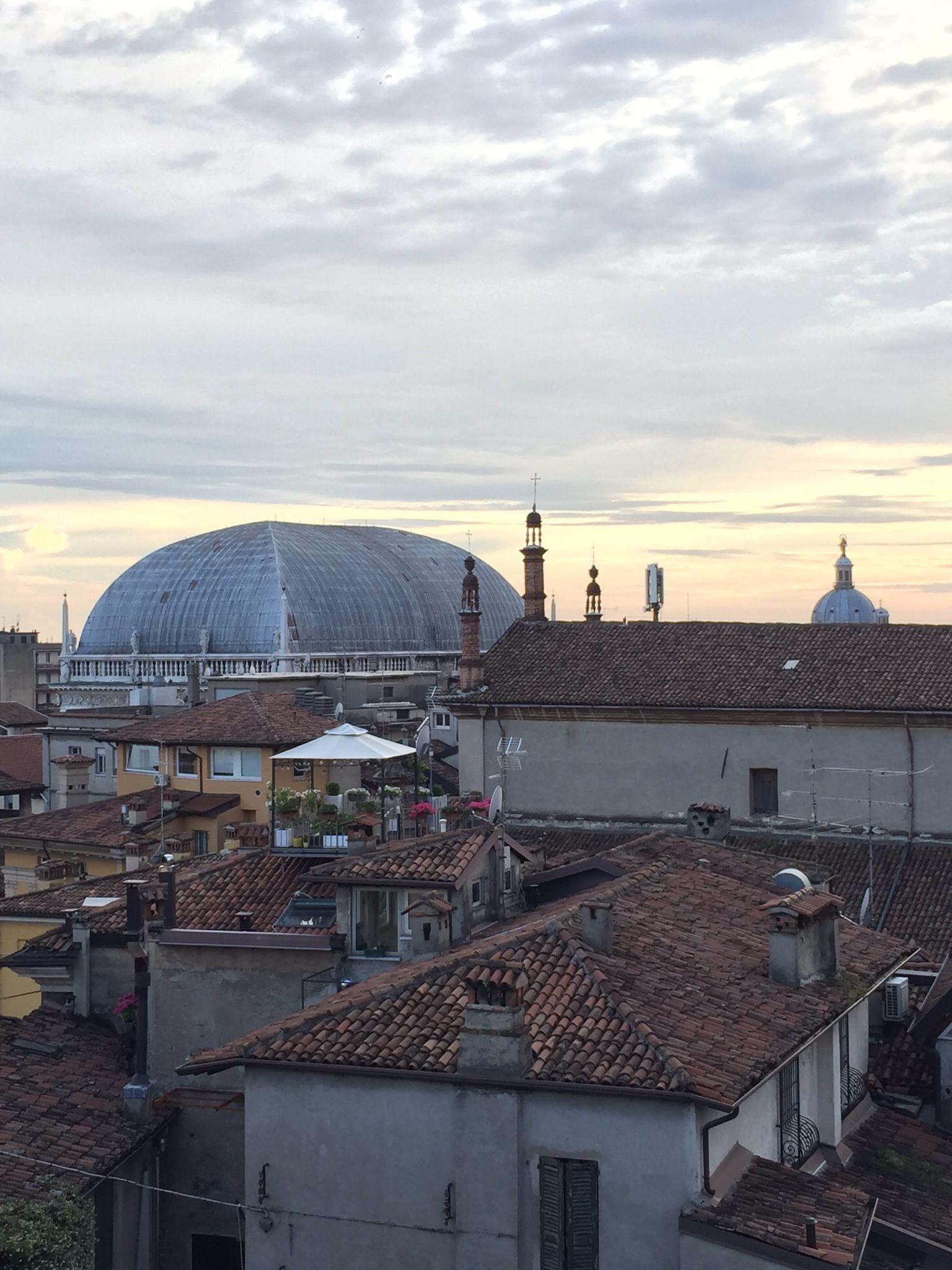 tetti di Brescia