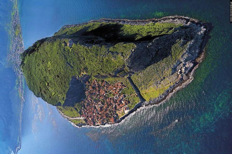 Malvasia – foto dall'alto 2