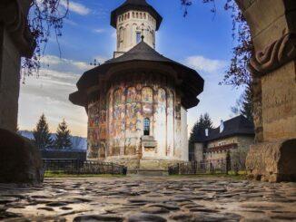 moldovita, monasteri, bellezze, meraviglie, unesco, patrimonio, opere, chiese, slow travel, turismo lento, viaggiare con lentezza