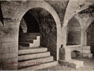 catacombe, priscilla, roma, turismo lento, slow travel , viaggiare con lentezza, portici, sotterraneo, misteri, occulto, esoterismo,