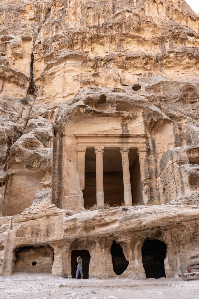 Un'avventura lenta nella valle della Luna in Giordania – foto