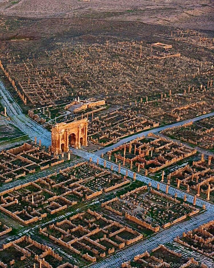 meraviglie del mondo, patrimonio dell'umanità, algeria, unesco