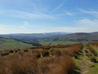viaggi a piedi, percorsi escursionistici, UK, Inghilterra, Scozia, pennine way, sentiero dei Pennini, cammino, camminare