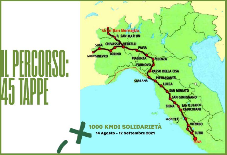via francigena, progetto di viaggio, solidarietà, slow travel, viaggio lento, viaggiare con lentezza, avventure