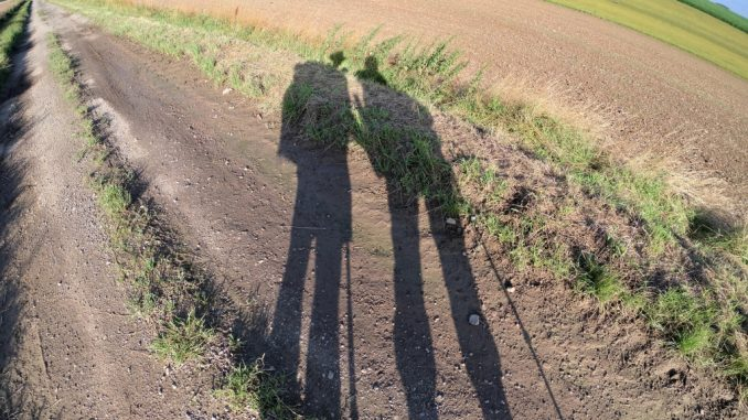 via francigena a piedi, canterbury, roma, londra, slow travel, intervista, tempo indeterminato