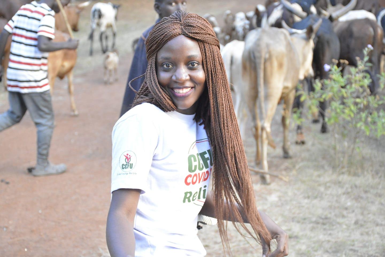 Uganda, ragazza ugandese, fondazione, solidarietà, programmi di volontariato, Africa, vitto e alloggio, ospitalità, justice tourism, turismo solidale, slow travel, viaggiare con lentezza