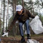 plogging, jogging, raccolta rifiuti, volontari