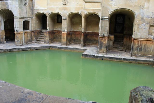 terme romane, bath, bagni romani